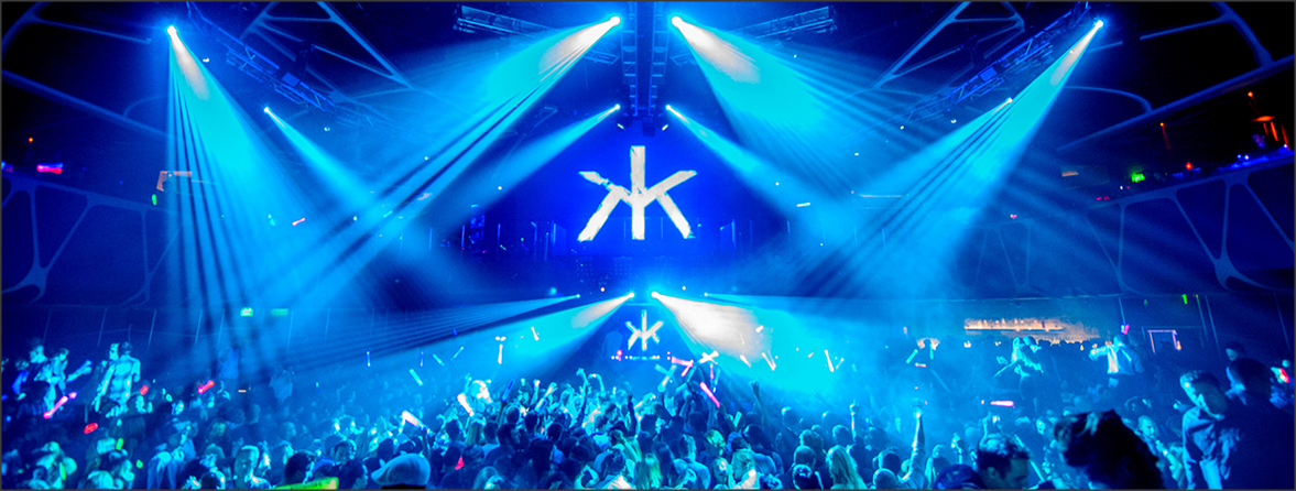 Hakkasan table pricing! – EDM Life