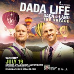 Dada Life Announces Dada Land: The Voyage