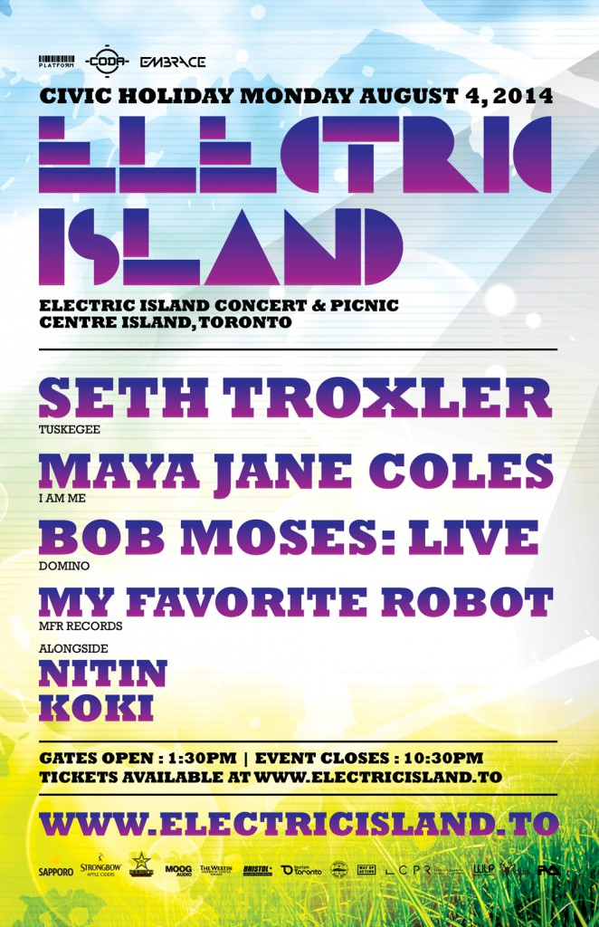 Electric Island Poster