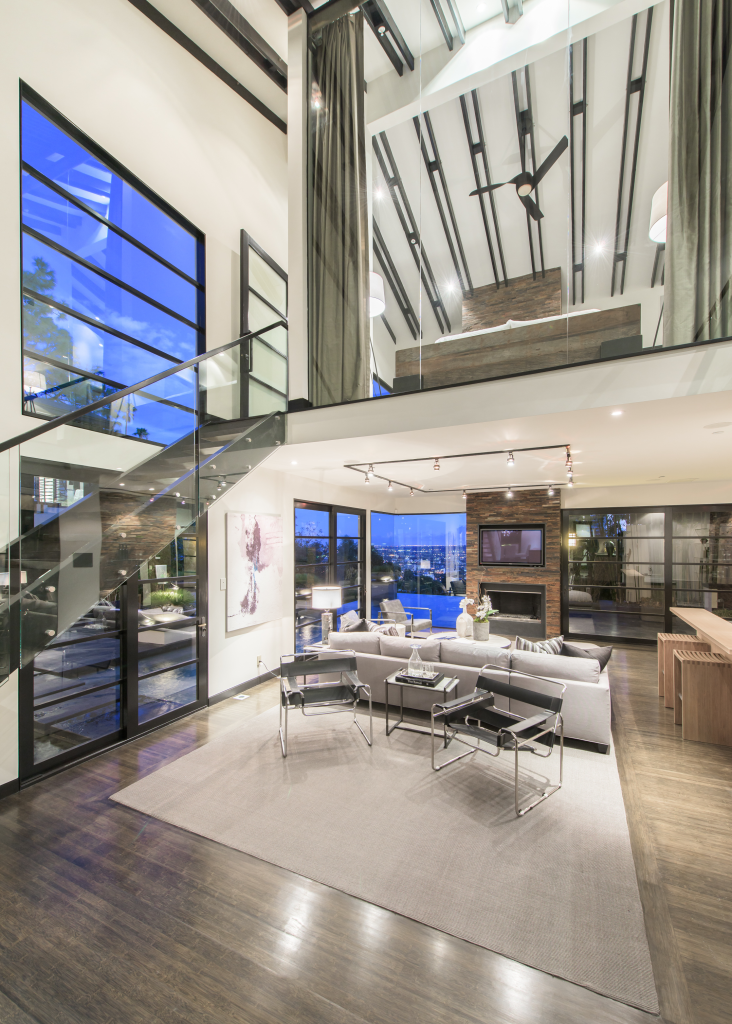 Want to buy calvin harris 39 hollywood hills house you can for Buy house hollywood hills