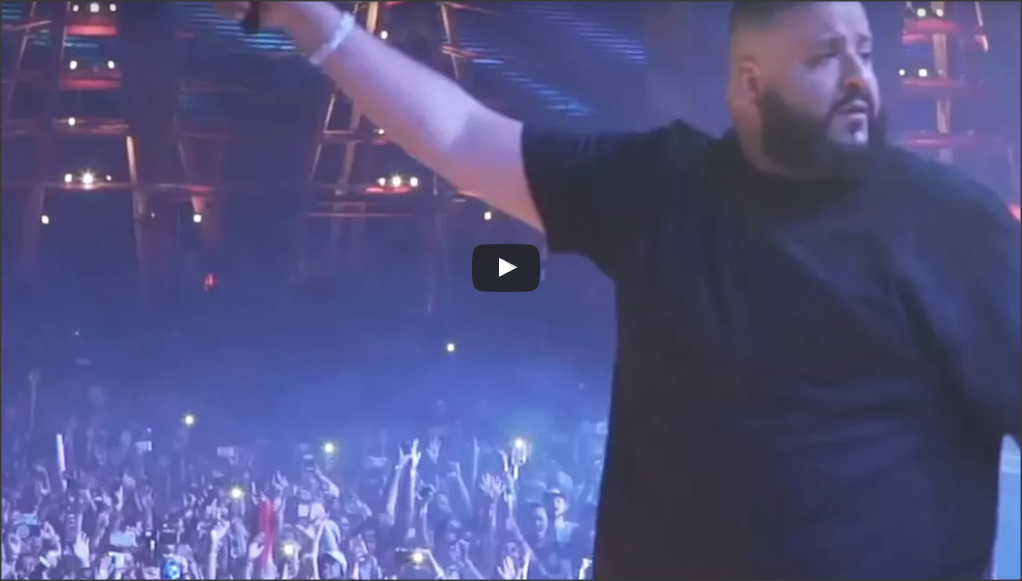 Dj Kahled S Edc Set Disaster Videos Support Technical