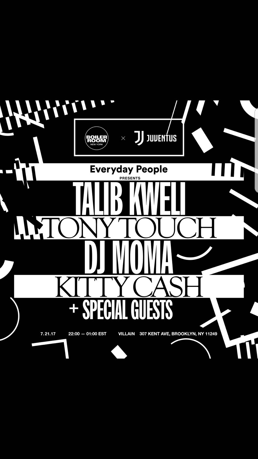 Juventus And Boiler Room To Co Host Party In Nyc Edm Life