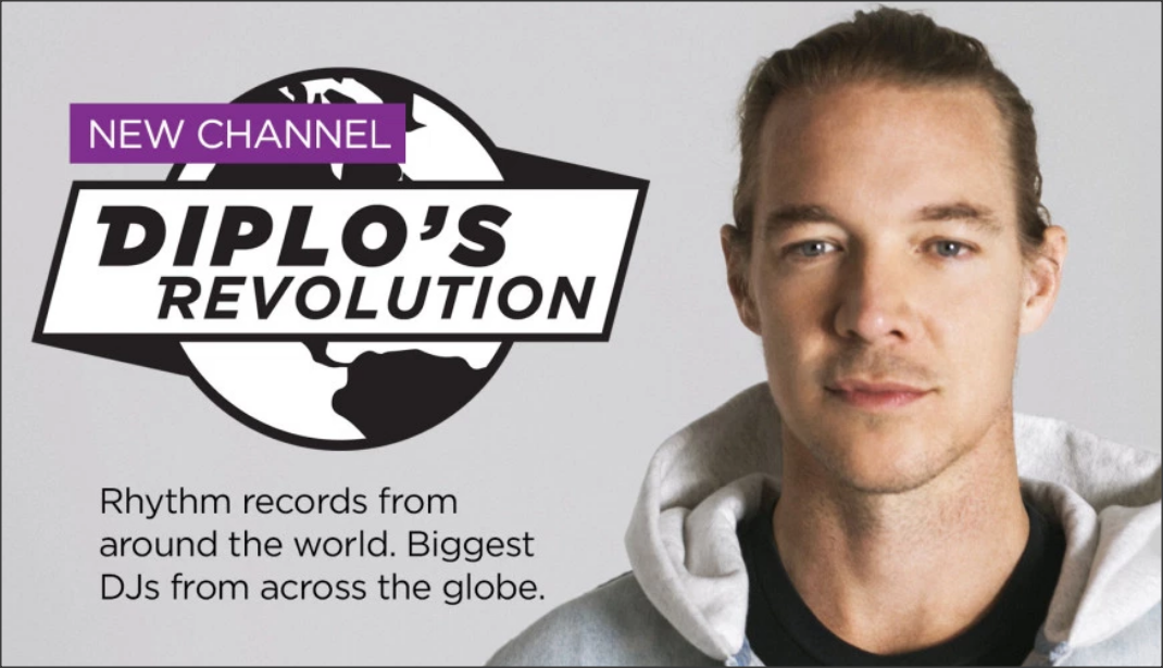 Sirius XM kills off Electric Area in favor of Diplo… fans are not