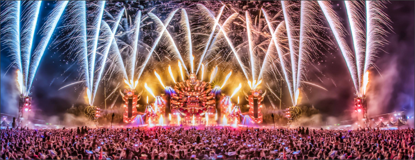 Defqon 1 Hardstyle Festival in Australia Cancelled Indefinitely